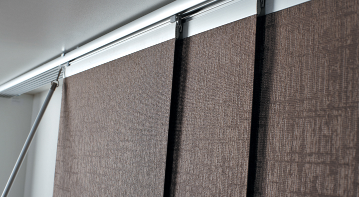 Custom Made Panel Blinds Kresta Australia