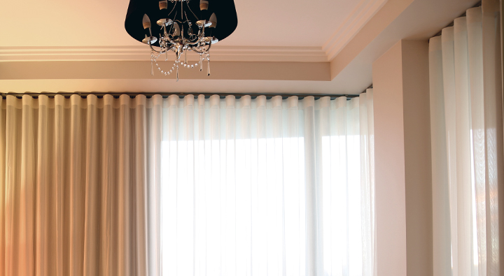 Large Window Curtains